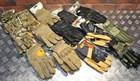 Поставка перчаток Mechanix и стволиков PDI