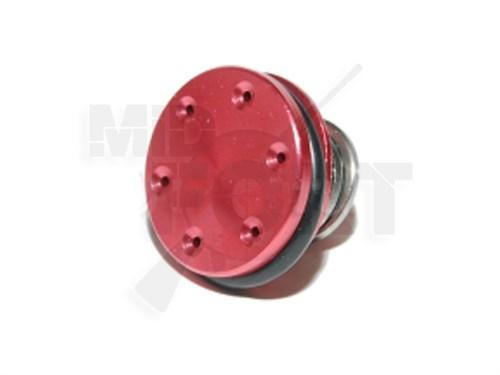 Головка поршня усиленная алюминиевая SHS красная - фото 14502