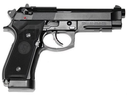 Пистолет газовый KJW Beretta M9A1 блоубек, металл, CO2 - фото 20341