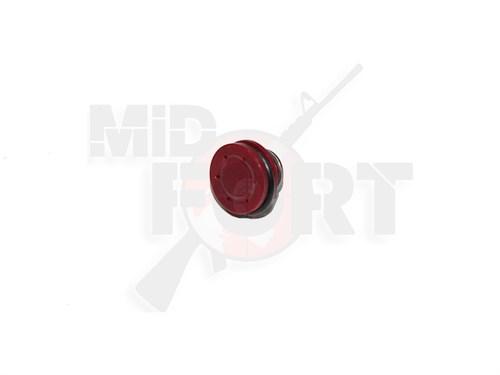 Головка поршня усиленная поликорбонатная красная SHS