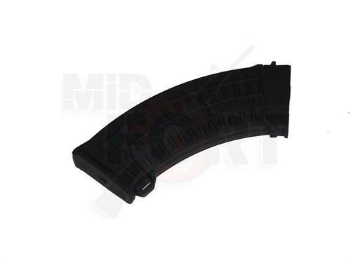 Магазин механический АК-47 CYMA WAFFLE-TYPE 150 шаров черный /С88