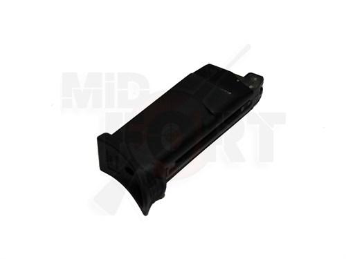 Магазин пистолетный WE Glock 26/27 21 шаров грин-газ