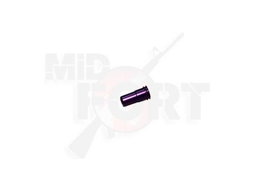 Нозл АК короткий алюминиевый SHS /19.7мм - фото 6029