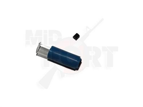 Резинка хоп-ап MadBull синяя жесткая /RB60