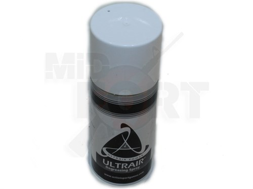 Спрей для очистки от смазки и силикона ASG ULTRAIR 150мл