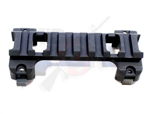 Крепление оптики для MP-5/G3 с планкой Пикатинни Cyma /С45 - фото 7510