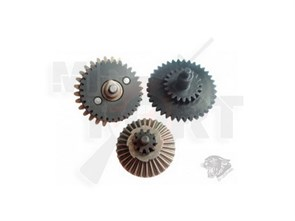 Шестерни стальные ZC Leopard 18:1 Original Powder Machining Gear Set