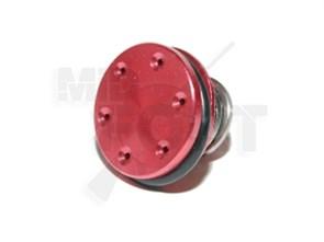 Головка поршня усиленная алюминиевая SHS красная