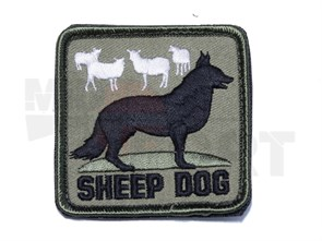 НАШИВКА MSM SHEEP DOG