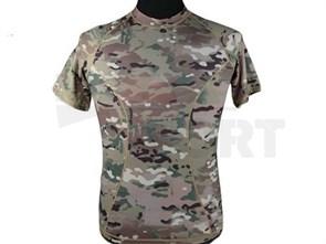 Футболка Emerson Skin Tight Base Layer Running Shirts multicam