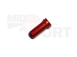 Нозл АК короткий алюминиевый SHS два уплотн. кольца /19.7мм