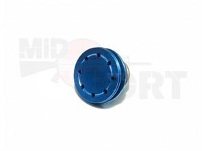 Головка поршня усиленная алюминиевая SHS синяя
