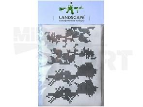 Трафареты для нанесения камуфляжа Landscape рис. MARPAT/AOR/ACU