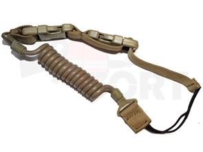 Тренчик для пистолета витой большой с кевларовой нитью CCO песочный
