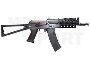 Привод E&L (Meister Arms) RKS-74У MOD B сталь, тактическое цевье, рамочн. приклад /MA-A104-B