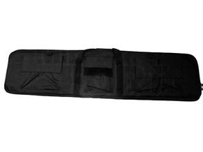 Чехол оружейный с поролоном CM 120см черный