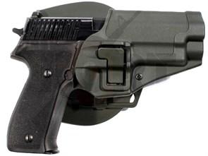 Кобура пластик с быстр. доступом репл. Blackhawk CQC олива для P226
