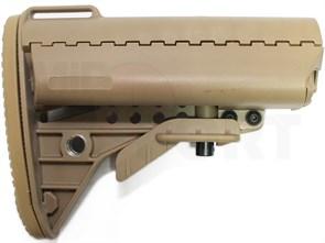 Приклад телескопический для M4 Emerson Vltor Imod Modstock Tan