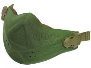 Маска на нижнюю часть лица Tactical Military олива