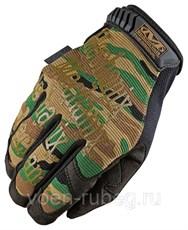 ПЕРЧАТКИ MECHANIX ORIGINAL WOODLAND