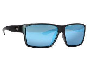 ОЧКИ MAGPUL EXPLORER POLARIZED BLACK/BRONZE BLUE MIRROR