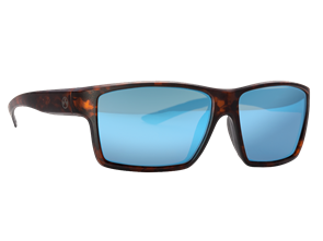 ОЧКИ MAGPUL EXPLORER POLARIZED TORTOISE/BRONZE BLUE MIRROR
