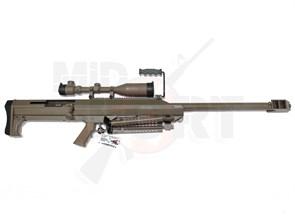 Болтовка спринг SW M82A1 Barrett металл тан