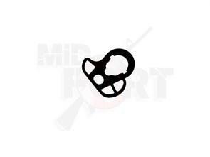 Антабка для М4 алюминиевая CQB CYMA /M045