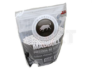 Шары MadBull 0.28 Precision белые 4000шт