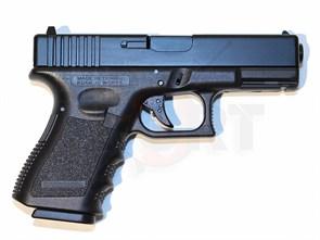 Пистолет газовый KJW Glock 23 металл, грин-газ