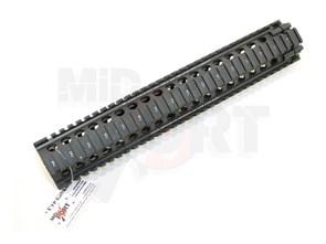 Цевье DD 12inch MK18 RIS II Hornbill Products /черный