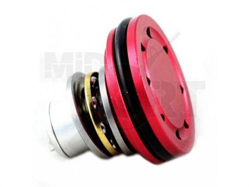 Головка поршня усиленная поликорбонатная SuperShooter красная /PT0022R - фото 13748