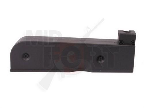 Магазин бункерный M249 короб электический 1500 шаров - фото 14449