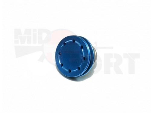 Головка поршня усиленная алюминиевая SHS синяя / PT0019 - фото 19502
