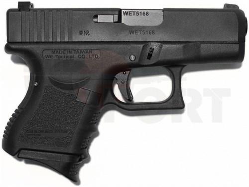 Пистолет газовый WE Glock 27 gen.3 - фото 20311