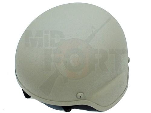Шлем CM реплика MICH2000 тан - фото 21065