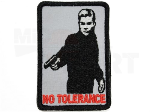 Нашивка СВТ No tolerance - фото 22011