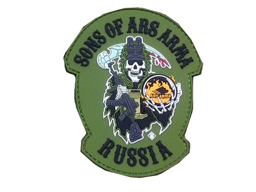 Нашивка Sons of Ars Arma OD