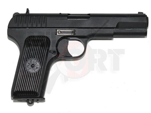Пистолет газовый SRC TT-33 блоубек, металл, грин-газ