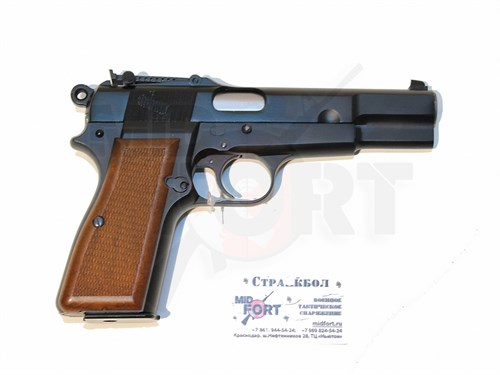 Пистолет газовый WE Browning HP Military