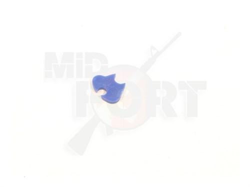 Деталь задержки взведения таппета синий поликарбонат (delayer) SHS