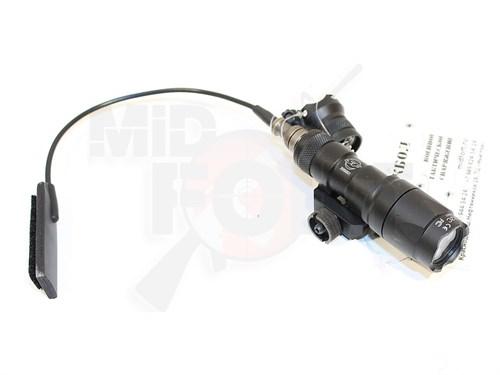 Фонарь тактический W300 Element c выносной кнопкой /EX191 - фото 7036