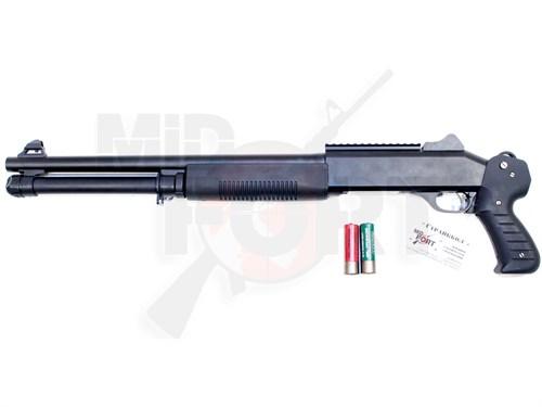 Дробовик спринговый AY M4 Shorty - фото 7436