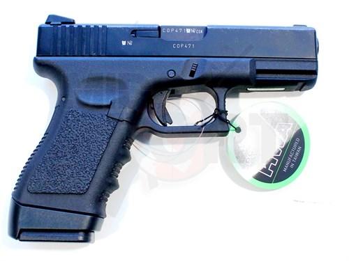 Пистолет газовый KSC Glock 23F авто /G23F - фото 7659