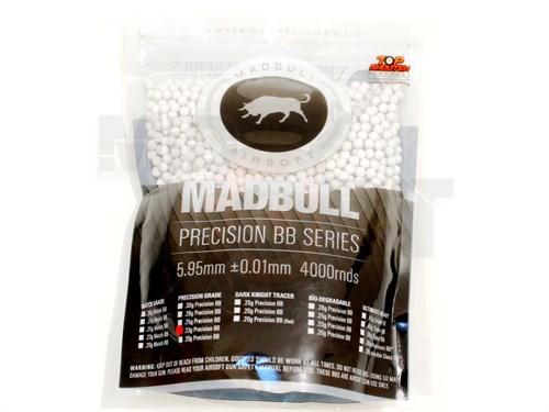 Шары MadBull 0.23 Precision белые 4000шт - фото 7745