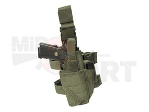 Кобура набедренная Condor Tactical Leg Holster олива