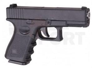 Пистолет спринг Galaxy Glock 17