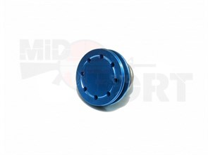 Головка поршня усиленная алюминиевая SHS синяя / PT0019