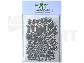 Трафареты для нанесения камуфляжа Landscape рис. KRYPTEK