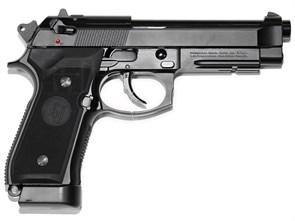 Пистолет газовый KJW Beretta M9A1 блоубек, металл, CO2